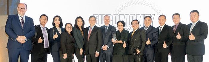 BCA Kembali Raih Penghargaan Bank Terbaik di Indonesia dalam Ajang Euromoney Awards for Excellence 2018