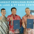 BCA Tandatangani Kerja Sama Kredit Pemilikan Rumah (KPR) dengan Astra Modern Land
