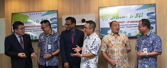 BCA Terima Kunjungan Delegasi Asian Productivity Organization (APO)