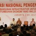Mempercepat Pembangunan Infrastruktur untuk Mewujudkan Stabilitas Harga dan Pertumbuhan Ekonomi yang Inklusif Serta Berkualitas