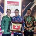 PT Bank BCA Syariah Raih Penghargaan Top 100 Enterprises 2018
