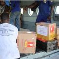 PTFI Mengirimkan Bantuan Kemanusiaan Kepada Asmat