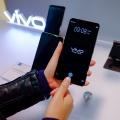 Vivo Tampilkan Smartphone Berteknologi In-Display Fingerprint Siap Produksi Pertama Di Dunia