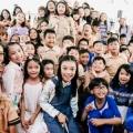 Kids Fashion Show, School to school bersama Naura
