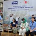 JYSK Indonesia Menyerahkan Donasi Untuk Anak-anak Penderita Penyakit Serius Melalui Yayasan Rachel House
