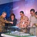 PT PP (Persero) Groundbreaking Pembangunan Pasar Ikan Modern Muara Baru