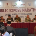 PT PP (Persero) Ikut Dalam Ajang Public Expose Marathon 2017