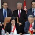 Tingkatkan Hubungan Komunitas Bisnis,Kemendag dan Pusat Promosi Ekspor Tunisia Tanda Tangani Pernyataan Bersama