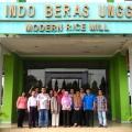 Audit Surveillance ISO 22000 di Pabrik IBU