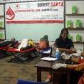 Pabrik JSR dan Sakti Adakan Donor Darah