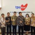 PT Tiga Pilar Sejahtera Food Tbk (TPSF) Dikunjungi Oleh Kementerian Perindustrian