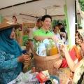 Ramaikan CFD Surabaya, Tolak Linu Sido Muncul Ajak Masyarakat Minum Jamu Bersama