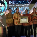 SIdo Muncul Terima Most Innovative Business Award 2018