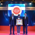 Rocket Chicken Cetak 'Hattrick' Penghargaan Indonesia Digital Popular Brand Award 2018