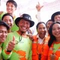 Bertemu Tim Ekspedisi Papua Terang, Menteri Rini Bangga