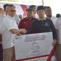 OJK dan Industri Jasa Keuangan Beri Bantuan Korban Bencana Lombok