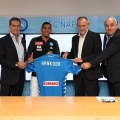 Hankook Tire Kerjasama Dengan Klub Sepakbola Italia Napoli