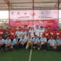 Turnamen Futsal Piala Bergilir Menkominfo Meriahkan Peringatan Hari Bhakti Postel ke-73