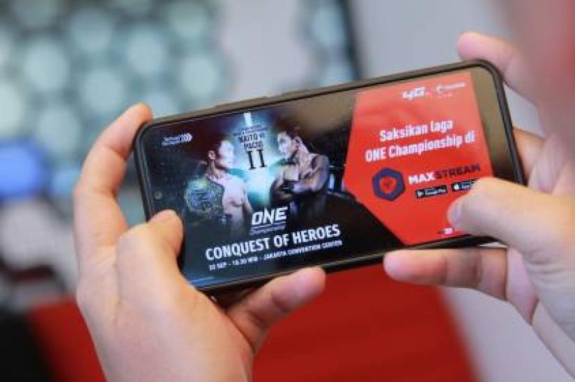 One Championship Menjalin Kemitraan Strategis dengan Telkomsel