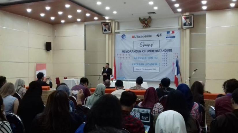 Sekolah Coding Gratis Dukung Ekosistem Ekonomi Digital Indonesia