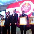 20 Merek Besar Raih Digital Popular Brand Award 2017