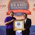 Kangaroo Springbed raih anugerah Brand Indonesia