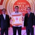 Maksimal di Digital, Lois Raih Penghargaan Indonesia Digital Popular Brand Award 2018