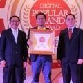 Terapkan Strategi People Digital, Vitabumin Raih Penghargaan Indonesia Digital Popular Brand Award 2018
