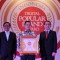 Digital Lebih Efektif dan Efisien, BAF Raih Penghargaan Indonesia Digital Popular Brand Award 2018