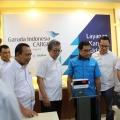 Perluas Distribusi Jaringan Kargo, Garuda Indonesia dan Pelni Jalin Kemitraan