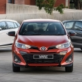Toyota Yaris - Car of The Year 2018 Ramaikan Aktivitas Fun Drive di Surabaya