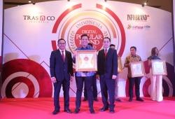 Dispenser Paling Banyak Dicari, Polytron Raih Penghargaan Indonesia Digital Popular Brand Award 2018