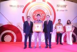 Oxone Raih Penghargaan Indonesia Digital Popular Brand Award 2018