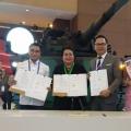 Garuda Indonesia dan Industri Nuklir Indonesia (Inuki) Jalin Kemitraan Strategis Layanan Kargo