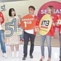 Rayakan HUT Ke-51, Indosat Ooredoo Luncurkan Paket Data Termurah