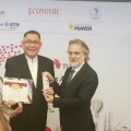 BNI Syariah Raih Penghargaan Global Leaders Award 2018 di Turki