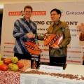 Perkuat Kerjasama, Garudafood dan Barry Callebaut Siap Hadirkan Produk Inovatif