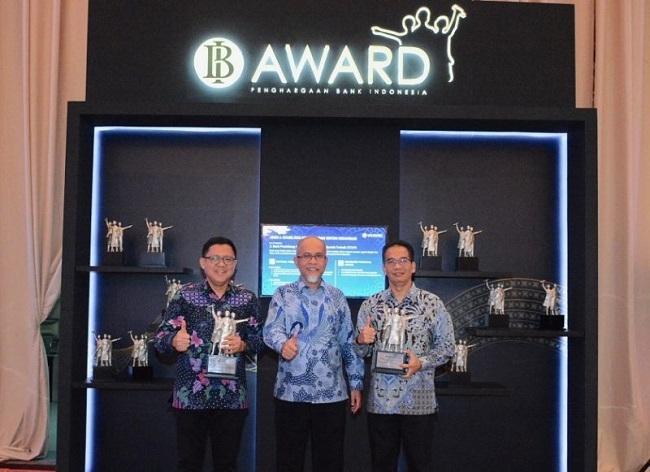 PT Toyota Manufacturing Indonesia Raih Dua Penghargaan dari BI
