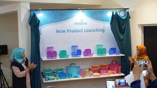 Medina Hadirkan 13 Produk Foodware Terbaru