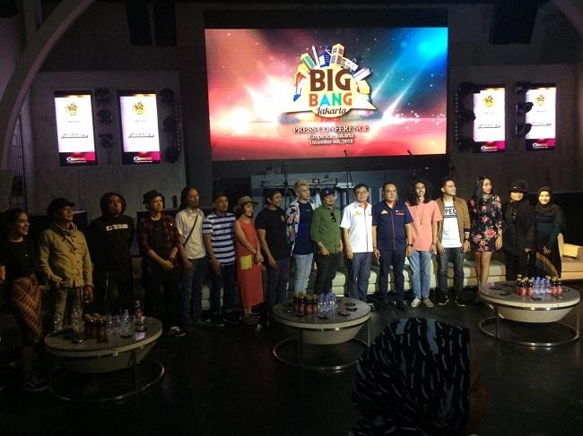 PT Expo Indonesia Jaya Selenggarakan Event Cuci Gudang dan Pertunjukan Musik