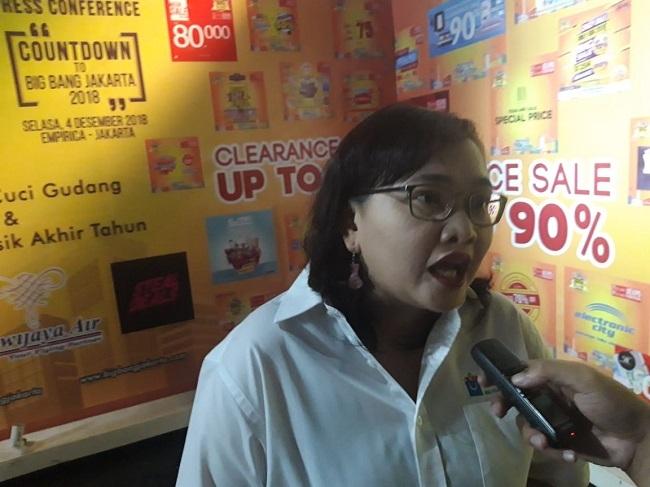 Blibli.com Adakan Lelang Online di Big Bang Jakarta 2018