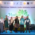 Gerakan UMKM Jamu Berdaya Saing dan Herbal Indonesia Expo 2018