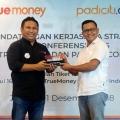Perluas Penjualan Tiket Kereta Api, PADICITI.COM dan TrueMoney Jalin Kerjasama