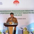 PT Semen Indonesia Tbk Raih Penghargaan dari Kemenperin