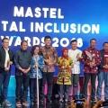 Amartha Raih Penghargaan Digital Inclusion Award 2018