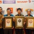 Konsisten, Sharp Indonesia Raih Beragam Penghargaan Selama 2018