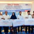 Bantu Pulihkan Palu, PT Bank BRIsyariah Tbk Laksanakan CSR