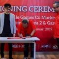 Telkomsel Gandeng Garena Gelar Jakarta Survivor League 2019