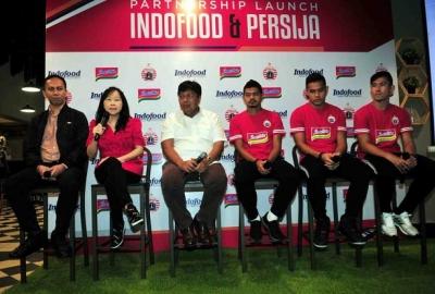 Indofood Sponsori Persija Jakarta di Musim 2019