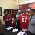 PT Kunango Jantan Resmi Jalin Kerja Sama dengan Semen Padang FC